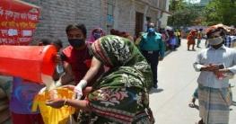 রাজশাহীতে খোলা বাজারে ১০ টাকা কেজিতে চাল বিক্রি শুরু