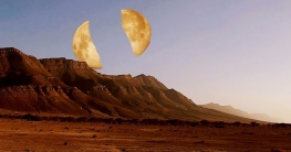 আজ ১৪ই যিলহজ্জ, এই দিনেই রাসূলের আঙ্গুলের ইশারায় চাঁদ দ্বিখন্ডিত