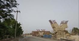 রাজশাহীতে নির্মাণ হচ্ছে আরও পাঁচটি ফ্লাইওভার
