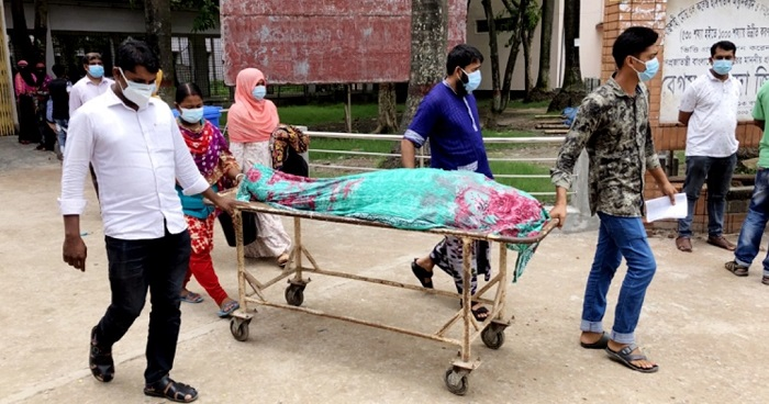 রাজশাহী মেডিকেল কলেজ হাসপাতালে ১৩ জনের মৃত্যু