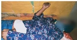 তানোরে কলেজ ছাত্রের লাশ উদ্ধার