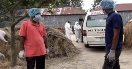 গোদাগাড়ী উপজেলায় ঢাকা ফেরত নারী করোনা শনাক্ত