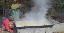 রাজশাহীতে খেজুর গুড় উৎপাদনের সম্ভাবনা শতকোটি টাকা