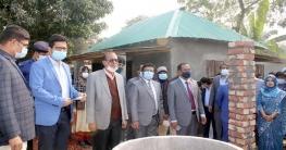 গোদাগাড়ীতে মুজিববর্ষে ২৮৮ ভূমিহীন পরিবার পাচ্ছে ঠিকানা