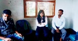 বাগমারায় 'সিআইডি' পরিচয়ে প্রতারণা, নারীসহ গ্রেফতার ৩
