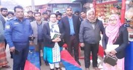 সিরাজগঞ্জে ভ্রাম্যমাণ আদালতে জাপান টোবাকোকে দুই লাখ টাকা জরিমানা