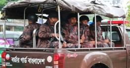 সিটি নির্বাচন: উত্তরে ২৭ ও দক্ষিণে ৩৮ প্লাটুন বিজিবি থাকবে