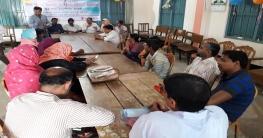 গোদাগাড়ীতে শিশু সুরক্ষা বিষয়ক এসিডির অভিজ্ঞতা বিনিময় কর্মশালা