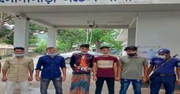 গোদাগাড়ীতে কিশোর গ্যাং এর ৫ জন গ্রেপ্তার
