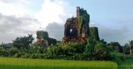 ধ্বংসের দ্বারপ্রান্তে রাজশাহীর তামলি রাজার বাড়ি