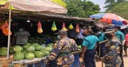 রাজশাহী নগরীতে কেজিদরে তরমুজ বিক্রি বন্ধ