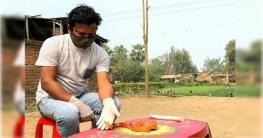 রাজশাহীতে সেবা শুশ্রূষায় সেরে উঠেছে 'কমলাবতি'