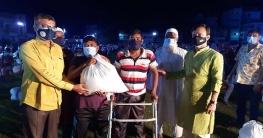 খাদ্য সহায়তা দেয়া অব্যাহত রেখেছে কাটাখালী পৌরসভা