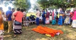 গোদাগাড়ীতে আমবাগান থেকে কৃষকের ঝুলন্ত মরদেহ উদ্ধার
