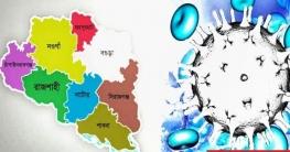 রাজশাহী বিভাগে ২৪ ঘণ্টায় ২১ জনের করোনা শনাক্ত