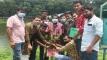 ভবানীগঞ্জ সরকারী বিশ্ববিদ্যালয় কলেজ ছাত্রলীগের বৃক্ষ রোপন