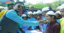 গোদাগাড়ীতে মুজিববর্ষ পালিত