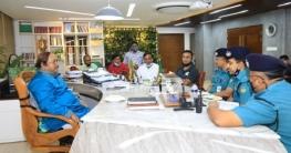 রাজশাহীর পদ্মাপাড়ে দর্শনার্থীদের নিরাপত্তায় বসছে পুলিশ ক্যাম্প