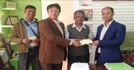 দুর্গাপুরে চার শিক্ষা প্রতিষ্ঠানে দুদকের অর্থ প্রদান