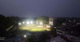 এই প্রথম রাজশাহীতে থার্ড আম্পিয়ার দ্বারা অনুষ্ঠিত হচ্ছে ক্রিকেট