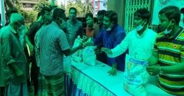 রাজশাহীতে BDAID এর উদ্দ্যোগে ঈদ উপহার বিতরণ