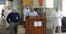 রাজশাহীতে করোনা উপসর্গ নিয়ে নার্সসহ ১২ জন হাসপাতালে