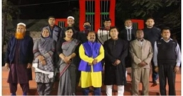 পুঠিয়ায় আন্তর্জাতিক মাতৃভাষা দিবস পালিত