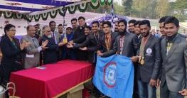রাবি আন্তঃকলেজ এ্যাথলেটিক্স প্রতিযোগিতা সমাপ্ত