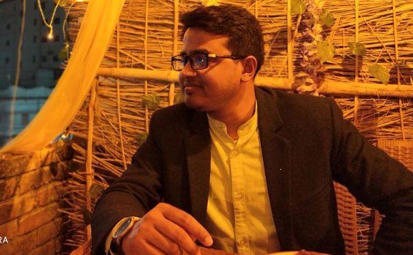 আমজাদ হোসেন শিমুল।
