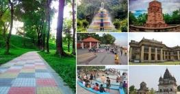 রাজশাহী বিভাগের ৮ জেলার নামকরণের ইতিহাস
