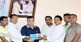 রাজশাহী জেলা রেজিস্ট্রারের বঙ্গবন্ধু কমপ্লেক্স পরিদর্শন