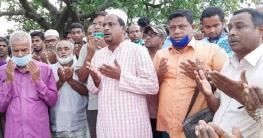 মোহনপুরের মেলান্দী কেন্দ্রীয় গোরস্থানের উন্নয়ন কাজের উদ্বোধন
