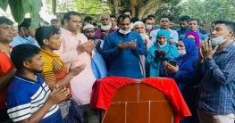 পবার নওহাটা পৌরসভার দুইটি রাস্তা কার্পেটিং কাজের উদ্বোধন
