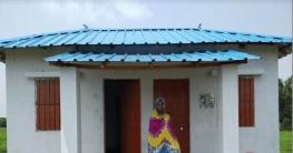 গোদাগাড়ীতে ২৪ টি গৃহহীন পরিবার পেল প্রধানমন্ত্রীর দেওয়া পাকাঘর